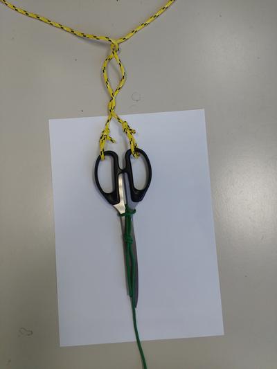 Dirac Scissors (1)