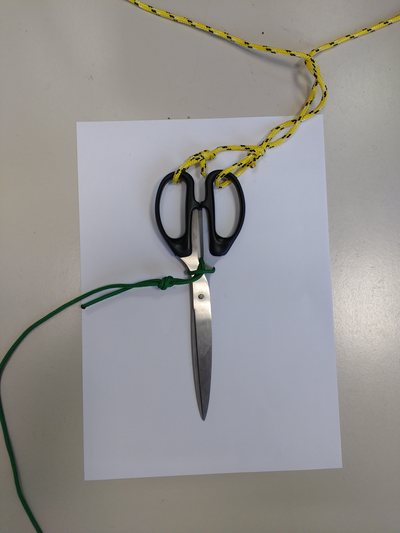 Dirac Scissors (2)