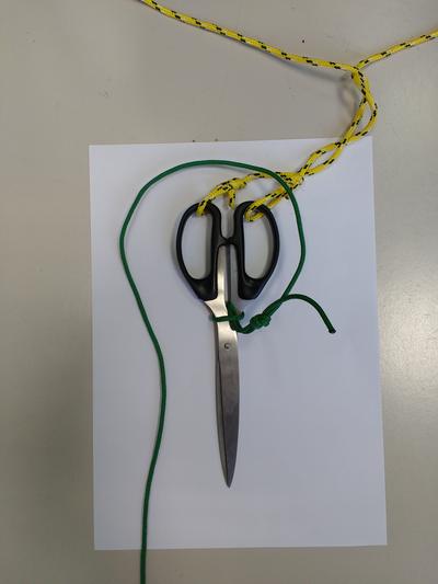 Dirac Scissors (3)
